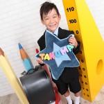 大阪の入園入学・卒園卒業写真撮影スタジオ・ハニーアンドクランチのフォトギャラリーJ029
