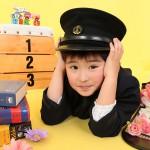 大阪の入園入学・卒園卒業写真撮影スタジオ・ハニーアンドクランチのフォトギャラリーJ032