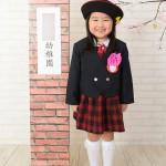 大阪の入園入学・卒園卒業写真撮影スタジオ・ハニーアンドクランチのフォトギャラリーJ043