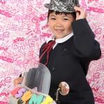 大阪の入園入学・卒園卒業写真撮影スタジオ・ハニーアンドクランチのフォトギャラリーJ046
