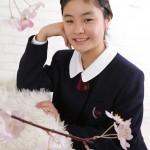 大阪の入園入学・卒園卒業写真撮影スタジオ・ハニーアンドクランチのフォトギャラリーJ057