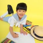 大阪の入園入学・卒園卒業写真撮影スタジオ・ハニーアンドクランチのフォトギャラリーJ063