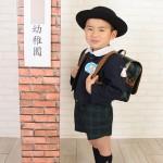 大阪の入園入学・卒園卒業写真撮影スタジオ・ハニーアンドクランチのフォトギャラリーJ067