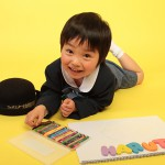 大阪の入園入学・卒園卒業写真撮影スタジオ・ハニーアンドクランチのフォトギャラリーJ068