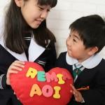 大阪の入園入学・卒園卒業写真撮影スタジオ・ハニーアンドクランチのフォトギャラリーJ071