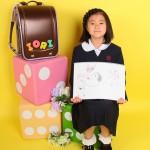 大阪の入園入学・卒園卒業写真撮影スタジオ・ハニーアンドクランチのフォトギャラリーJ074