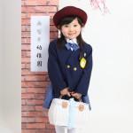 大阪の入園入学・卒園卒業写真撮影スタジオ・ハニーアンドクランチのフォトギャラリーJ077