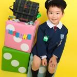 大阪の入園入学・卒園卒業写真撮影スタジオ・ハニーアンドクランチのフォトギャラリーJ085