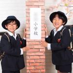 大阪の入園入学・卒園卒業写真撮影スタジオ・ハニーアンドクランチのフォトギャラリーJ087