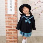 大阪の入園入学・卒園卒業写真撮影スタジオ・ハニーアンドクランチのフォトギャラリーJ092