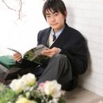 大阪の入園入学・卒園卒業写真撮影スタジオ・ハニーアンドクランチのフォトギャラリーJ096