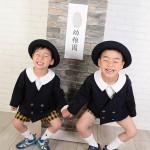 大阪の入園入学・卒園卒業写真撮影スタジオ・ハニーアンドクランチのフォトギャラリーJ100