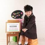 大阪の入園入学・卒園卒業写真撮影スタジオ・ハニーアンドクランチのフォトギャラリーJ102