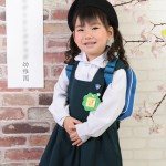 大阪の入園入学・卒園卒業写真撮影スタジオ・ハニーアンドクランチのフォトギャラリーJ106