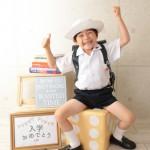 大阪の入園入学・卒園卒業写真撮影スタジオ・ハニーアンドクランチのフォトギャラリーJ110