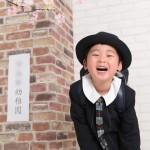 大阪の入園入学・卒園卒業写真撮影スタジオ・ハニーアンドクランチのフォトギャラリーJ134