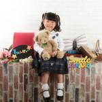 大阪の入園入学・卒園卒業写真撮影スタジオ・ハニーアンドクランチのフォトギャラリーJ137