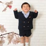 大阪の入園入学・卒園卒業写真撮影スタジオ・ハニーアンドクランチのフォトギャラリーJ141