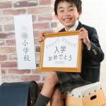 大阪の入園入学・卒園卒業写真撮影スタジオ・ハニーアンドクランチのフォトギャラリーJ142