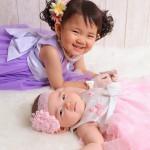 大阪の子供写真撮影スタジオ・ハニーアンドクランチのフォトギャラリーK002