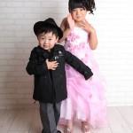 大阪の子供写真撮影スタジオ・ハニーアンドクランチのフォトギャラリーK003