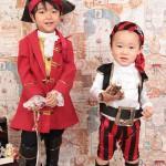 大阪の子供写真撮影スタジオ・ハニーアンドクランチのフォトギャラリーK007