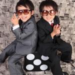大阪の子供写真撮影スタジオ・ハニーアンドクランチのフォトギャラリーK015