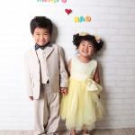 大阪の子供写真撮影スタジオ・ハニーアンドクランチのフォトギャラリーK027