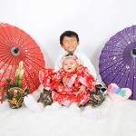 大阪の子供写真撮影スタジオ・ハニーアンドクランチのフォトギャラリーK033