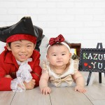 大阪の子供写真撮影スタジオ・ハニーアンドクランチのフォトギャラリーK034