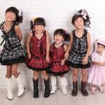 大阪の子供写真撮影スタジオ・ハニーアンドクランチのフォトギャラリーK035