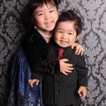 大阪の子供写真撮影スタジオ・ハニーアンドクランチのフォトギャラリーK036