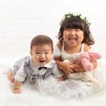 大阪の子供写真撮影スタジオ・ハニーアンドクランチのフォトギャラリーK037