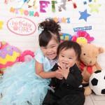 大阪の子供写真撮影スタジオ・ハニーアンドクランチのフォトギャラリーK040