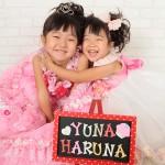 大阪の子供写真撮影スタジオ・ハニーアンドクランチのフォトギャラリーK043
