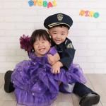 大阪の子供写真撮影スタジオ・ハニーアンドクランチのフォトギャラリーK044