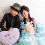 大阪の子供写真撮影スタジオ・ハニーアンドクランチのフォトギャラリーK050