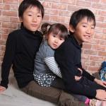 大阪の子供写真撮影スタジオ・ハニーアンドクランチのフォトギャラリーK051