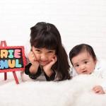大阪の子供写真撮影スタジオ・ハニーアンドクランチのフォトギャラリーK055