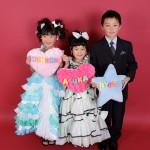 大阪の子供写真撮影スタジオ・ハニーアンドクランチのフォトギャラリーK059