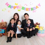 大阪の子供写真撮影スタジオ・ハニーアンドクランチのフォトギャラリーK061