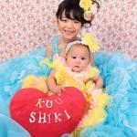 大阪の子供写真撮影スタジオ・ハニーアンドクランチのフォトギャラリーK062