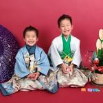 大阪の子供写真撮影スタジオ・ハニーアンドクランチのフォトギャラリーK068