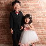 大阪の子供写真撮影スタジオ・ハニーアンドクランチのフォトギャラリーK080