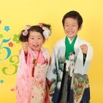 大阪の子供写真撮影スタジオ・ハニーアンドクランチのフォトギャラリーK091