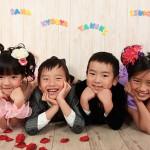 大阪の子供写真撮影スタジオ・ハニーアンドクランチのフォトギャラリーK092