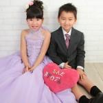 大阪の子供写真撮影スタジオ・ハニーアンドクランチのフォトギャラリーK100