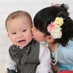 大阪の子供写真撮影スタジオ・ハニーアンドクランチのフォトギャラリーK108