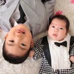 大阪の子供写真撮影スタジオ・ハニーアンドクランチのフォトギャラリーK109
