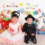 大阪の子供写真撮影スタジオ・ハニーアンドクランチのフォトギャラリーK112